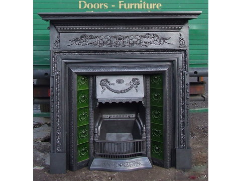 We have a huge stock of beautiful original fireplaces