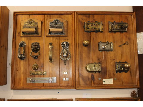 We supply a wonderful selection of quality door furniture