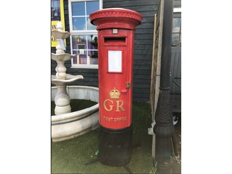 SOLD Another Beautifully restored original GR Post Box