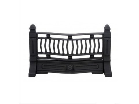 18'' Cast Iron Fire Front Bars