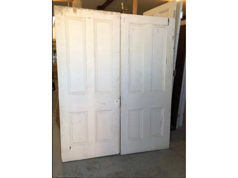 Lovely original pair of Victorian / Edwardian Room Dividers RD253